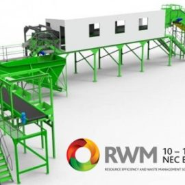 Tong Engineering exhibiting at RWM2013