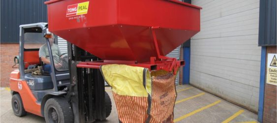 Big Bag Filling Bins
